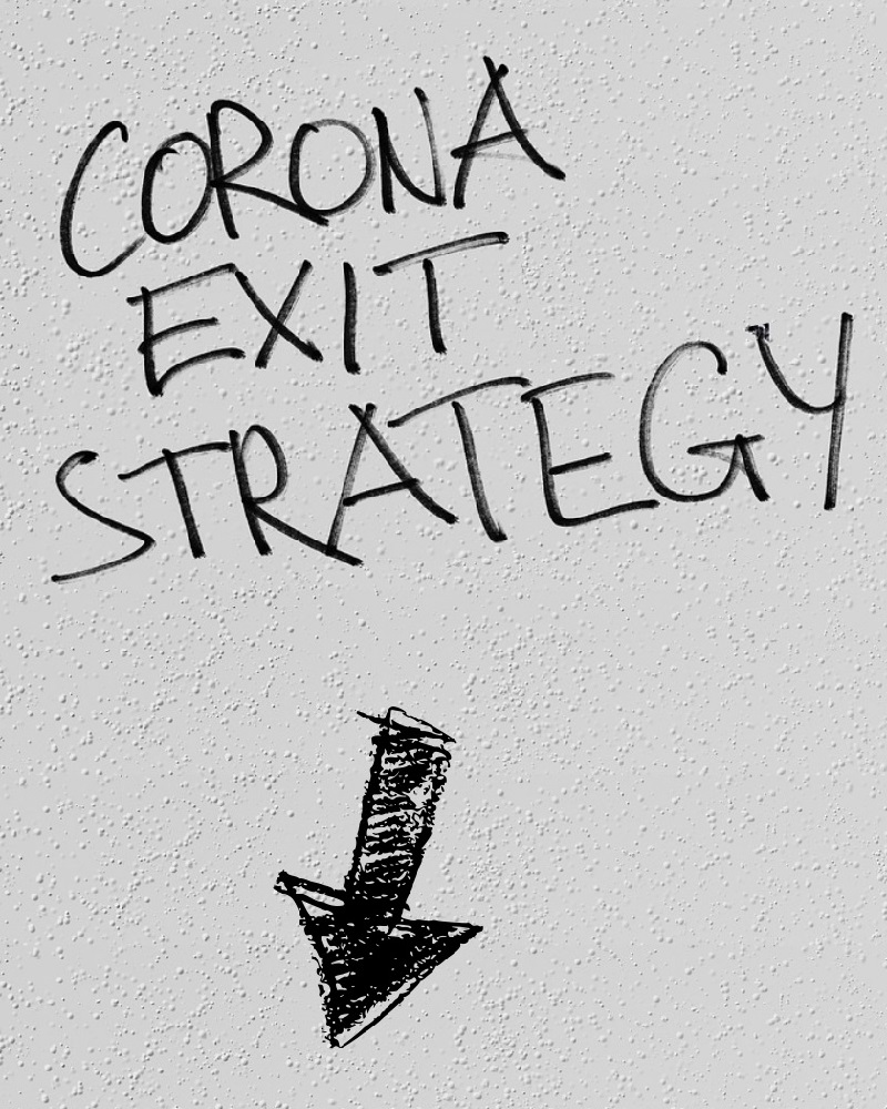 Exit strategy da coronavirus