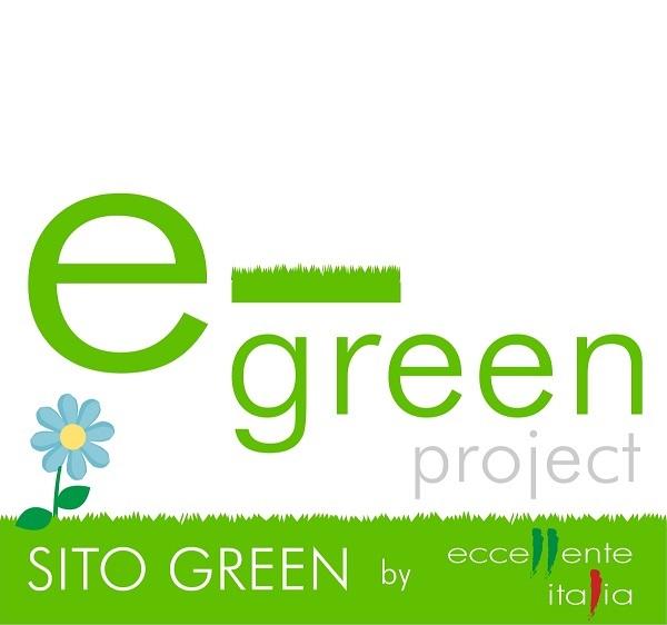 Siti Green - Logo progetto e-green Eccellente Italia