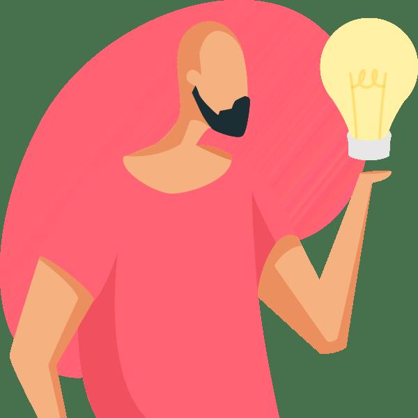 icona nuove idee servizi di comunicazione