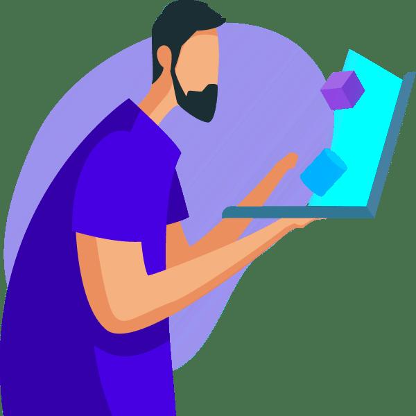 icona piano di lavoro servizi di comunicazione